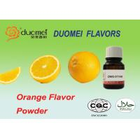 Buy cheap True Natural Orange Flavor Powder Instant Drink Fruit Powder Flavoring product
