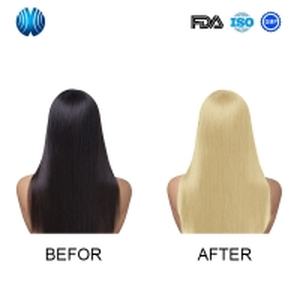 Buy cheap Blonde Anti Yellow 100ml Bleaching Cream Flash Lightening Permanent product