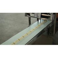 Buy quality Separate Length Bread Cutting Machine for Bread Making Production Line at wholesale prices