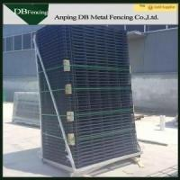 Buy cheap Powder Coating Wire Mesh Fencing Panel For Highway And Railway Both Sides product