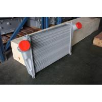 Buy cheap Brazed aluminum bar plate air cooler heat exchanger with high performance and heavy duty product
