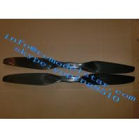 Buy quality Carbon Fiber Propeller RC Plane Accessories Customized For RC Helicopter at wholesale prices