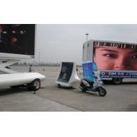 China SMD Outdoor Led Display Screen Mobile Truck Advertising With Gapless Connection on sale