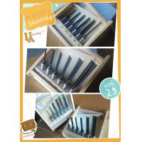Buy cheap 6 Pieces 16mm Shank Left Hand Rotataion 6 Piece Mortising Bit Sets For Woodworking product