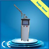 Buy cheap 10.4 Inch Touch Screen CO2 Fractional Laser Machine 30 Watt Co2 Laser Treatment product