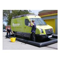 China 0.6m High Inflatable Car Wash Mat With EN14960 For Outdoor Entertainment on sale