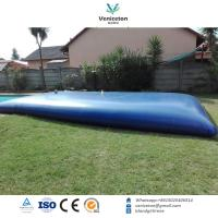 Buy cheap 20000LPVC Flexible and Movable agriculture watering system tanks/water treatment product