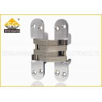 China Professional American Open 180 Degree Hinge , Furniture Hardware Hinges on sale