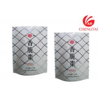 Metallized Material Barrier Stand Up Plastic Pouch for Snack Packaging