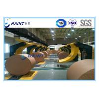 Buy cheap Complete Paper Roll Handling Systems For Paper Industry , Data Management System for Option product