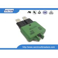 Buy cheap Rechargeable Battery Pack Thermal Fuse Color Code Normally Closed 30A Protector product