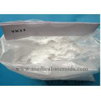 Buy cheap YK-11 SARMs Raw Powder For  Adult Faster Muscle Gaining Cas 431579-34-9 product