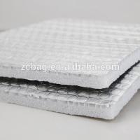 Anti Glare XPE Foam Foil Bubble xpe wall roof heat isolation material Wrap Insulation High Efficiency Performance