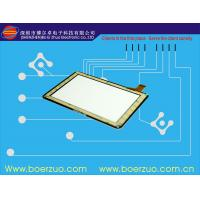 Buy cheap Embossed Electrical Panel Label With 3M Waterproofing Keypad Membrane Switches product