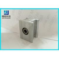 Buy cheap AL-6C Double Metal Tube Connectors Aluminum Tubing Fitting Silvery Joints product