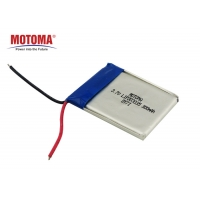 Buy cheap OBD Tracking Device Battery 3.7V 300mah 500 Times Cycle Life product