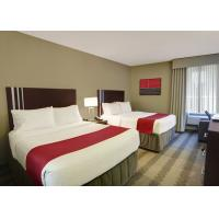 Buy cheap Holiday Inn Modern Hotel Bedroom Furniture , Hotel Room Furnishings product