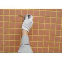 Buy quality Black Polymer Grouting Bathroom Tile Two Component Epoxy at wholesale prices