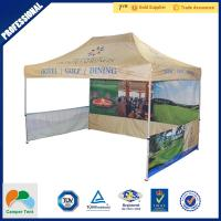 Buy quality 10 x 12 quick erect Folding Gazebo Tent replacement canopy outdoor at wholesale prices