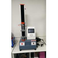 Lab Big Lcd Touch Screen  Single-arm Tensile Test Machine for sale