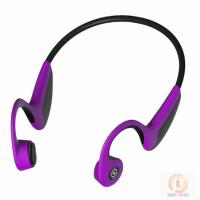 Buy cheap Noise Cancelling Bluetooth Wireless Earphone Headset Ear Hook Style product