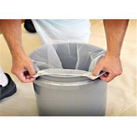 Buy cheap Elasticated Nylon Paint Filter Bag For Easy Access To 5 / 2 And 1 Gallon Buckets product