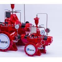 Buy cheap Multi Functional Diesel Engine Driven Fire Pump For Large Scale Commercial Complex product