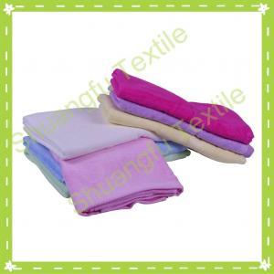 Buy cheap 100% bamboo fiber bath towel product