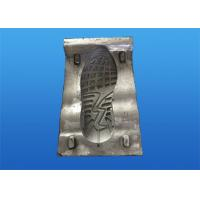 China Hiker PU Shoe Mould Aluminum Material CNC EDM Wire Cutting Custom Size on sale
