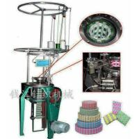 Jacquard weave Cleaning cloth knitting machine