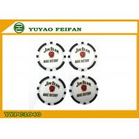 Reasonable Personalized Custom Poker Chips SGS / ICTI Approve