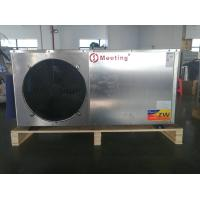 Buy cheap Free Standing Intelligent Controller Air To Water Heat Pump With Stainless Steel Shell product
