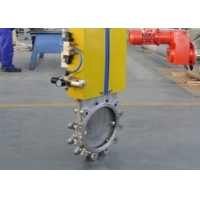Buy cheap Electric Driving Type SS304 DN50 Slide Gate Valve product