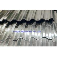 Buy cheap Hot Dipped Galvanized Corrugated Steel Sheet Roof Panel 0.14mm – 1.2mm Thickness product