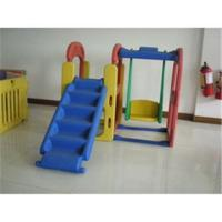 Buy cheap Plastic slide and swing product