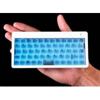 Buy cheap Portable Iphone 4 cordless Bluetooth Keyboards  Slide Out Game Controller Joystick product