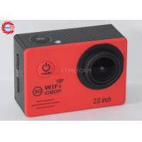 Outdoor 30fps FHD 1080p Action Camera Mini Video Camera For Sport Activities