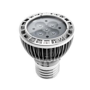 CE Approved 5W Fin Heat Sink E27 LED Spot Bulbs