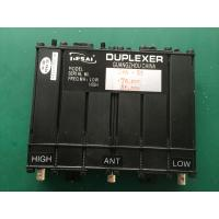 Buy cheap Black color Band Reject Duplexer , 50 Watt 66 - 88MHz Duplex Filter from wholesalers