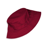 Buy cheap 56cm Polyester Fabric Bucket Cap Character Style Customize Logo from wholesalers