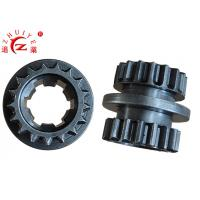 Buy cheap Custom Ring And Pinion Gears Heavy Duty Load Tricycle Speed Gearbox Differential Use product