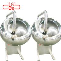 Buy cheap SSS304 Material Chocolate Panning Machine With Speed - Adjustable Motor product