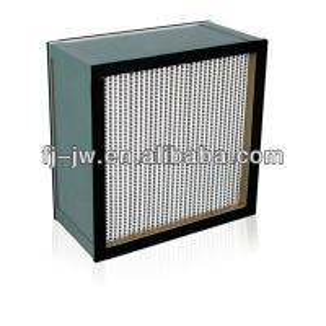 Buy cheap Aluminum Separator HEPA Filter for HVAC, AHU, Labs product