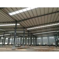 Buy cheap New Easy Assemble Cheap Light Weight Prefabricated Steel Structure Warehouse product