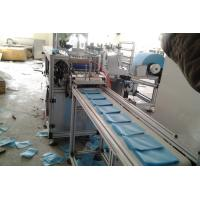 Buy cheap Full Automatic Disposable Glove Machine AC380V 220V 50HZ With Touch Screen product