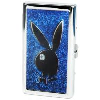 Buy quality Playboy Cigarette Case Stainless Steel Holder at wholesale prices