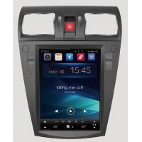 Buy cheap 4G SIM Android Car Infotainment Head Unit 10.4'' Subaru Outback 2010-2014 Tesla Touchscreen product
