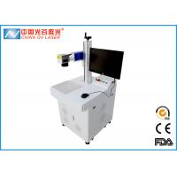 Buy cheap 20W 30W 50W Table Type Fiber Laser Marking Machine for Hardware with ISO Certification product
