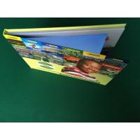 customized 7 inch hard cover video greeting card /video brochure/business video card