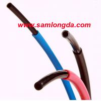 Buy cheap Anti Spark tubing, Flame resistant tubing with UL-94 V0 Grade for pneumatic system, SMC quality spark tube product